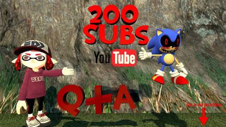 [Gmod Special] 200 subs. by Ernesto666