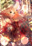 Christmas light by RireNe-RN