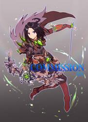 [CM] Warrior by RireNe-RN