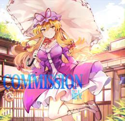 [CM] Yukari by RireNe-RN