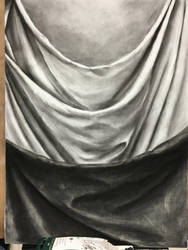 Drapes: 1st Assignment by Ink-River