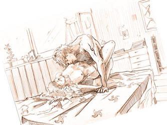 Good - morning by kanzzzaki