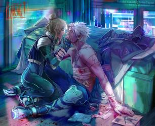 Do You Feel It ? by kanzzzaki