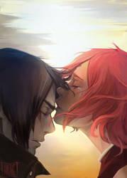 Over The Love by kanzzzaki