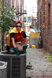 Carrie Kelley by ContagiousCostuming