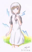 Chibi Yorda doodle by ppeach444