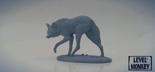 3d printed figure by taboada