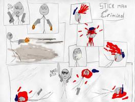 Stickman Criminal 2 by stick-kingdom