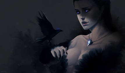 Raven by imGuss