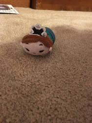 The Haunted Mansion Maid Tsum Tsum by heartstuck