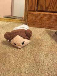 Princess Leia Tsum Tsum by heartstuck