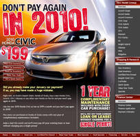 dont pay again in 2010 - Honda by xstortionist