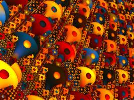 Clown Hats by Mark-Rezyka