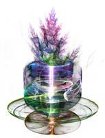 Vase by Mark-Rezyka