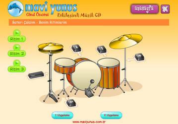 Mavi Yunus Etkilesimli CD 1 by buyruk