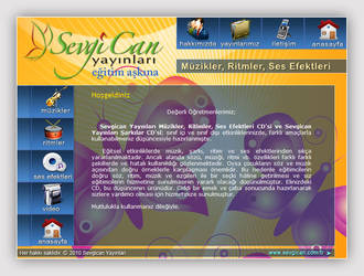 Sevgican Okul Oncesi CD by buyruk