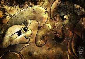 Sherlock Pony v2 by bunnimation