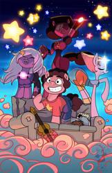 Steven Universe Pony Crossover by bunnimation