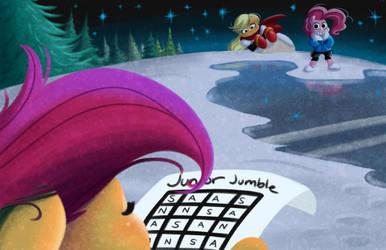 Friskaloo vs the hardest puzzle yet! by bunnimation