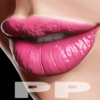 Angie Lips by pinkperfect