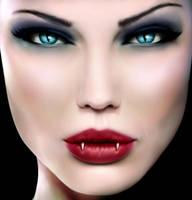 Vampire Angel by pinkperfect