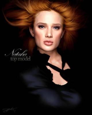 ANTM Natasha by pinkperfect