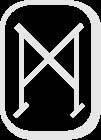 Rune: Mannaz by ryotigergirl