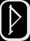 Rune: Wunjo by ryotigergirl
