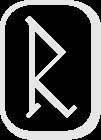 Rune: Raidho by ryotigergirl
