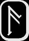 Rune: Ansuz by ryotigergirl