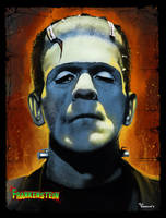 Frankenstein by ted1air