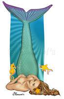 Mermaid Sea by ted1air