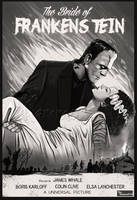 The Bride of Frankenstein by ted1air