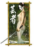 Geisha by ted1air