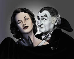 Grandpa Munster by ted1air