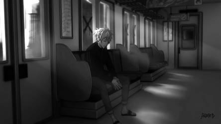 Stille fahrt by akimbod