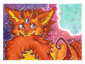 2017 ACEO: Leyden by Suane