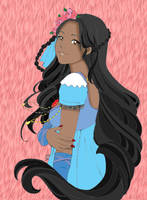 Pretty Maiden by ChocolateSprinkleTFK