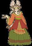 ADOPT | OPEN |  Fennec fox humanoid SALE 10$ by Paryficama