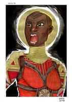 General Okoye by MamaLiege