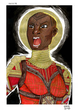 General Okoye by MamaLiege