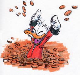 Sharpie Scrooge 3 by little-ampharos