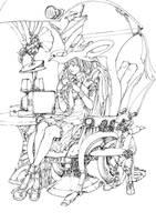 weird chair... by shonensan