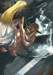 Reflection of fantasy by shonensan