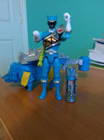Dino Charge Aqua Ranger Collection by SentaiFive