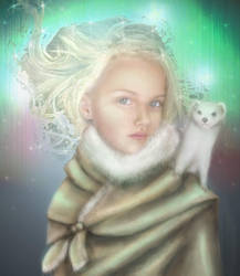 Lyra Belacqua by farewellrani