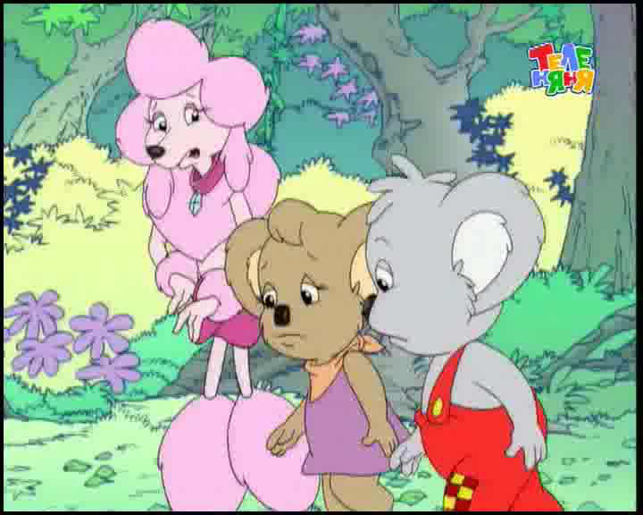 Blinky Bill Nutsy Pants: Blinky,Nutsy,Penelope By Blinkybillfan On DeviantArt
