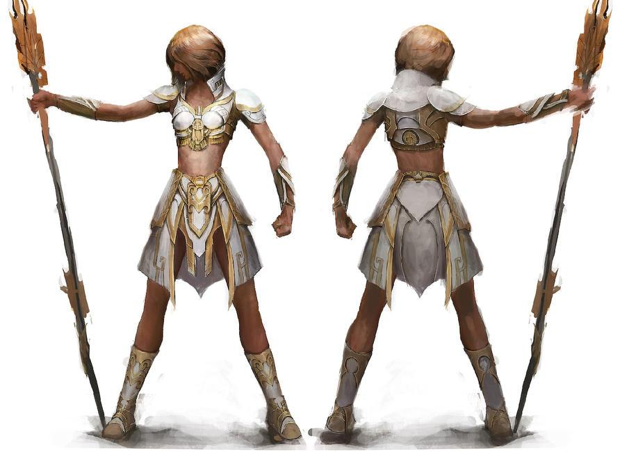 Paragon_Female Armor by jasonj05