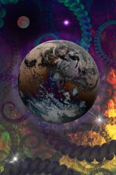 Cosmic Emulsifiers by eclecticprismstudios