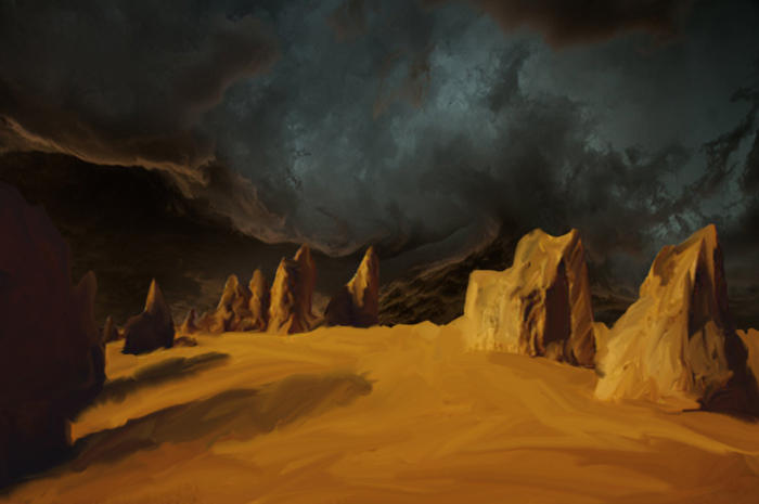 Premade Background by eclecticprismstudios